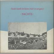 Click here for more info about 'Yachts - Look Back In Love (Not In Anger) - Blue Vinyl'