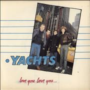 Click here for more info about 'Yachts - Love You Love You'