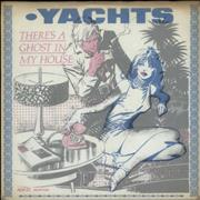 Click here for more info about 'Yachts - There's A Ghost In My House - 1st'