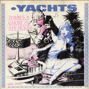 Click here for more info about 'Yachts - There's A Ghost In My House - 2nd'