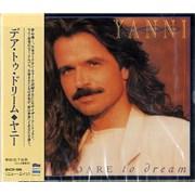 Click here for more info about 'Yanni - Dare To Dream'