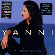 Click here for more info about 'Yanni - If I Could Tell You - Target Issue'