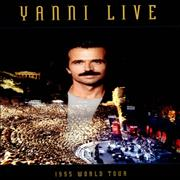 Click here for more info about 'Yanni - Live - 1995 World Tour'