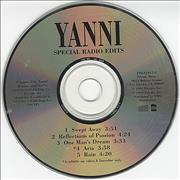 Click here for more info about 'Yanni - Special Radio Edits'