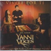 Click here for more info about 'Yanni - Vivire Por Ti'