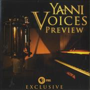 Click here for more info about 'Yanni - Voices - Preview'