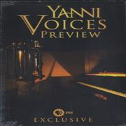 Click here for more info about 'Yanni - Yanni Voices'
