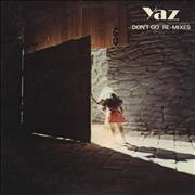 Click here for more info about 'Yazoo - Don't Go Re-Mixes'