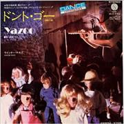 Click here for more info about 'Yazoo - Don't Go'