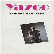 Click here for more info about 'Yazoo - Guided Tour 1982'
