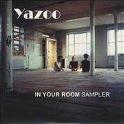 Click here for more info about 'Yazoo - In Your Room Sampler'