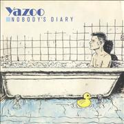 Click here for more info about 'Yazoo - Nobody's Diary'