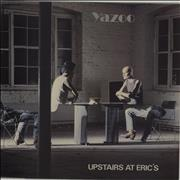 Click here for more info about 'Yazoo - Upstairs At Erics'