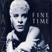 Click here for more info about 'Yazz - Fine Time'