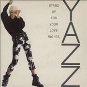 Click here for more info about 'Yazz - Stand Up For Your Love Rights'