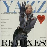 Click here for more info about 'Yazz - The Wanted Remixes'