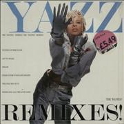 Click here for more info about 'Yazz - The 'Wanted' Remixes!'