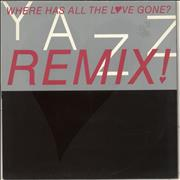 Click here for more info about 'Yazz - Where Has All The Love Gone? - Remix'