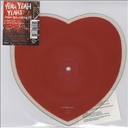 Click here for more info about 'Yeah Yeah Yeahs - Cheated Hearts'