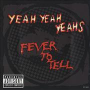 Click here for more info about 'Yeah Yeah Yeahs - Fever To Tell'
