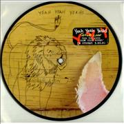Click here for more info about 'Yeah Yeah Yeahs - Gold Lion'