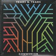 Click here for more info about 'Years & Years - Communion - Sealed'
