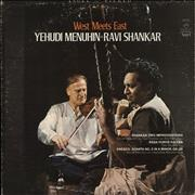 Click here for more info about 'Yehudi Menuhin - West Meets East'