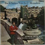 Click here for more info about 'Yehudi Menuhin - Bach Suites'