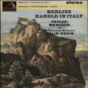 Click here for more info about 'Yehudi Menuhin - Berlioz: Harold In Italy - factory sample'