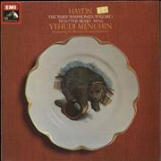 Click here for more info about 'Yehudi Menuhin - Haydn: The
