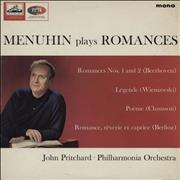 Click here for more info about 'Yehudi Menuhin - Menuhin Plays Romances'