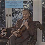 Click here for more info about 'Yehudi Menuhin - Yehudi Menuhin At Fifty - Factory Sample'