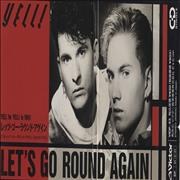 Click here for more info about 'Yell! - Let's Go Round Again - Snapped'