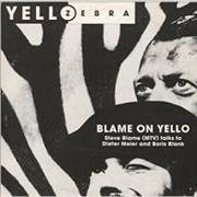 Click here for more info about 'Yello - Blame On Yellow'