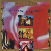 Click here for more info about 'Yello - Blazing Saddles'