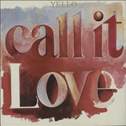 Click here for more info about 'Yello - Call It Love'