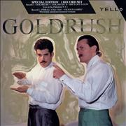 Click here for more info about 'Yello - Goldrush - Double Pack'