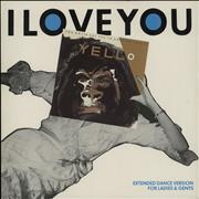 Click here for more info about 'Yello - I Love You'