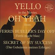 Click here for more info about 'Yello - Oh Yeah - Yellow Vinyl'