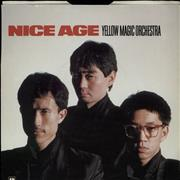Click here for more info about 'Yellow Magic Orchestra - Nice Age - Yellow Vinyl'