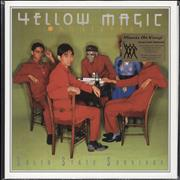 Click here for more info about 'Yellow Magic Orchestra - Solid State Survivor - Clear Vinyl - Sealed'