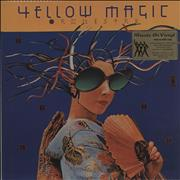 Click here for more info about 'Yellow Magic Orchestra - Yellow Magic Orchestra USA / Yellow Magic Orchestra - 180gram Clear'