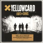 Click here for more info about 'Yellowcard - Lights And Sounds - Parts 1 & 2'