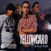 Click here for more info about 'Yellowcard - Only One'