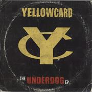 Click here for more info about 'Yellowcard - The Underdog EP'