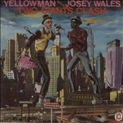 Click here for more info about 'Yellowman - Two Giants Clash'