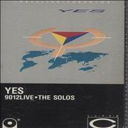 Click here for more info about 'Yes - 9012Live - The Solos'