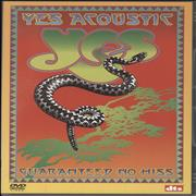 Click here for more info about 'Yes - Acoustic: Guaranteed No Hiss'