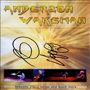 Click here for more info about 'Acoustic Yes Songs And Much More. - Autographed'