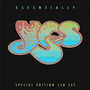 Yes Essentially Yes UK 5-CD set